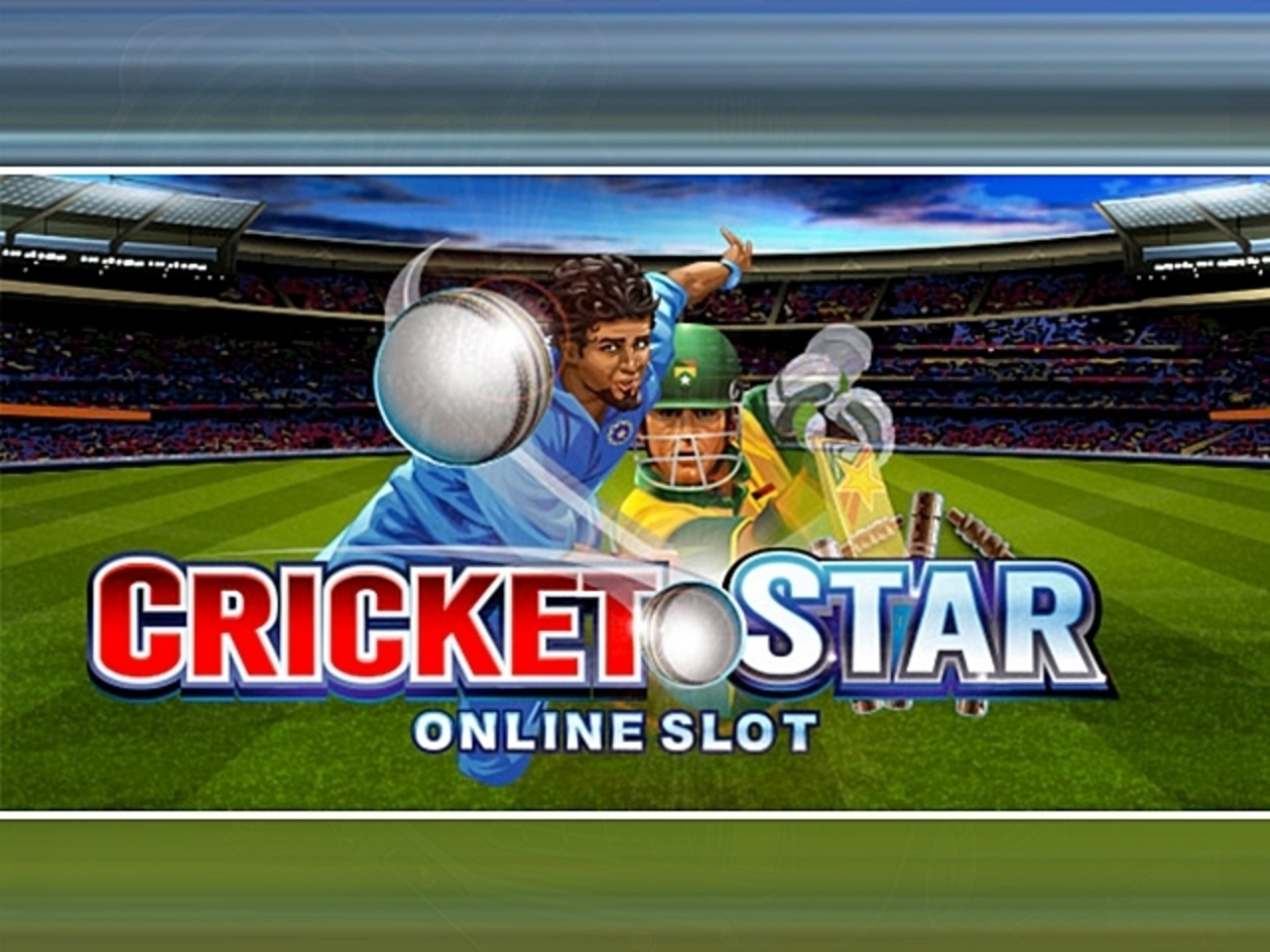 The Cricket Star Online Slot Demo Game by Microgaming