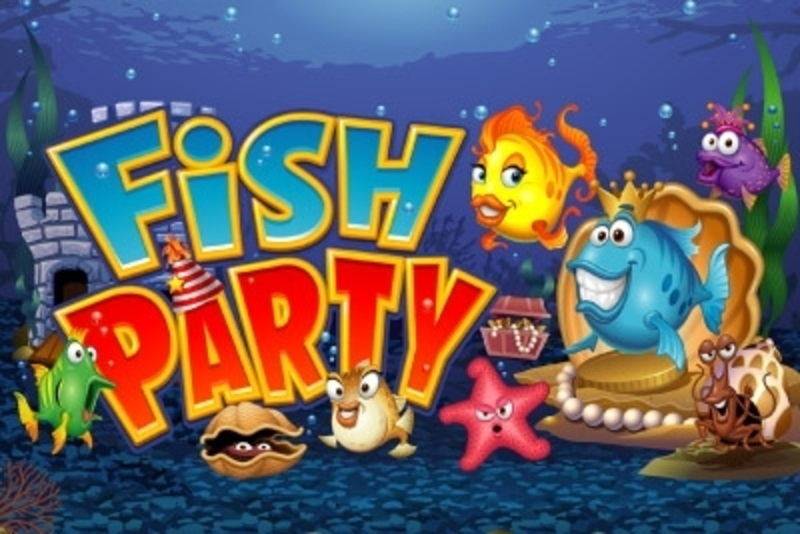 The Fish Party Online Slot Demo Game by Microgaming