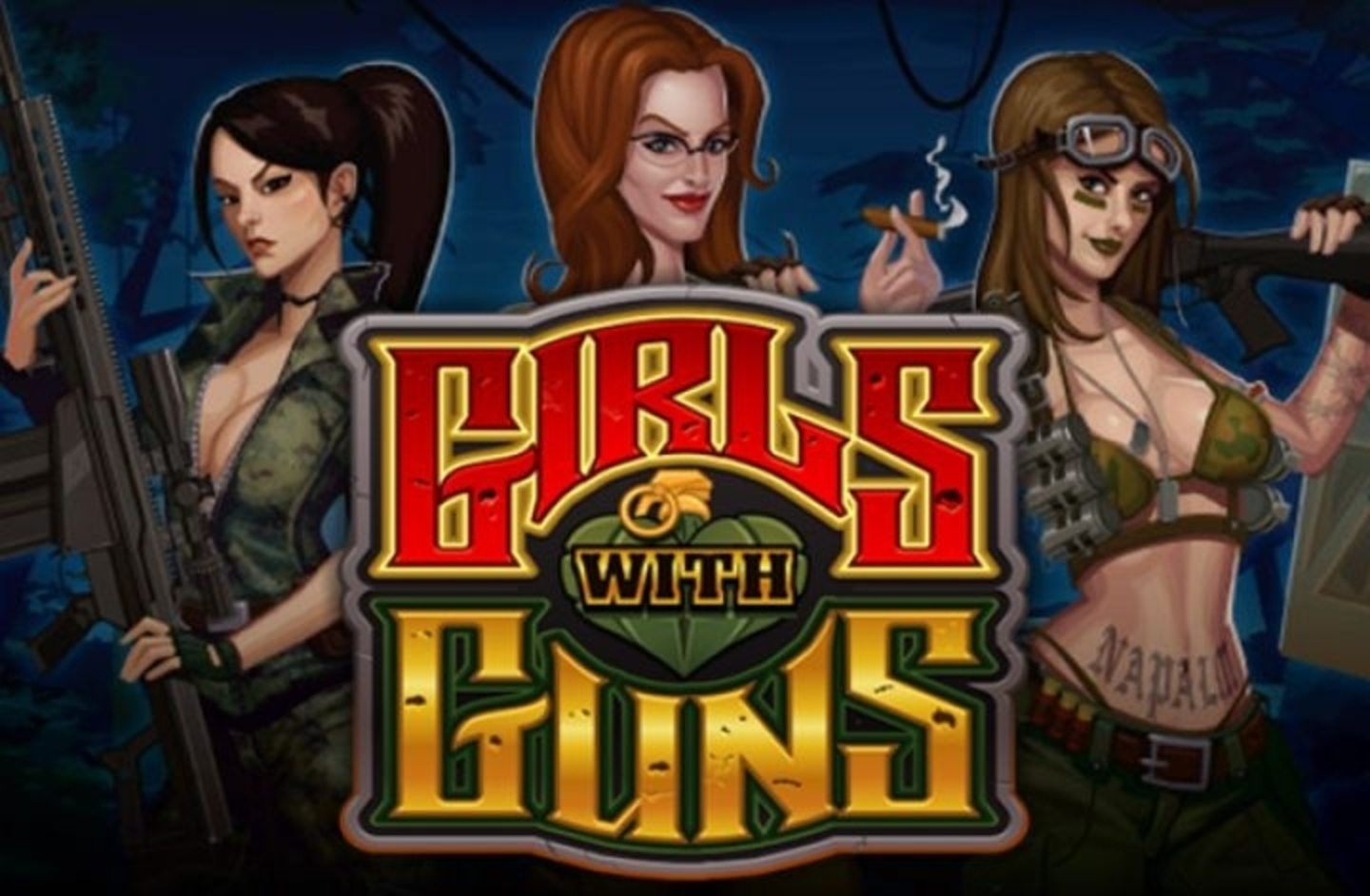 The Girls With Guns Online Slot Demo Game by Microgaming