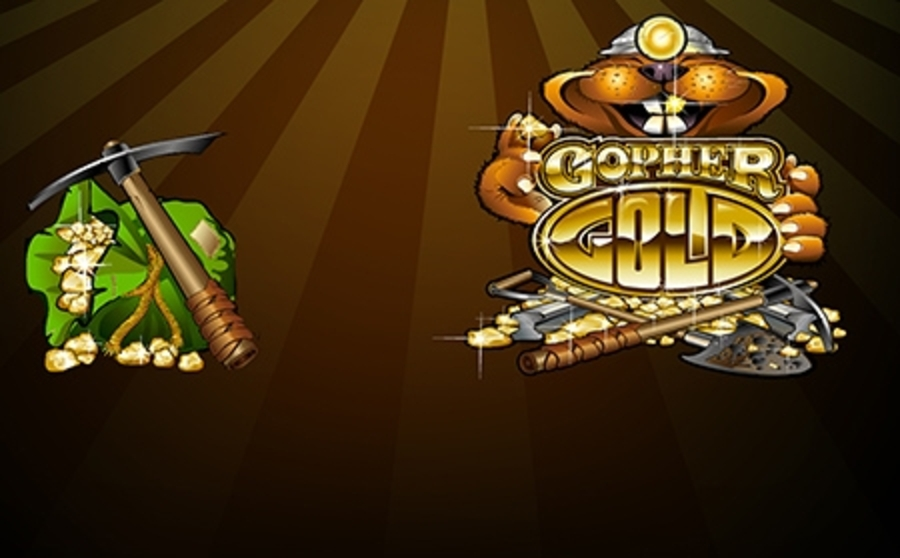 The Gopher Gold Online Slot Demo Game by Microgaming