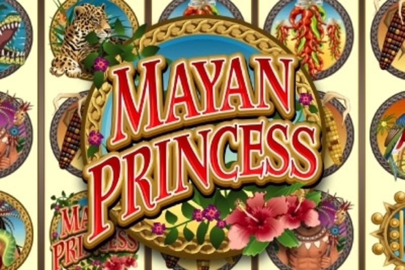 The Mayan Princess Online Slot Demo Game by Microgaming