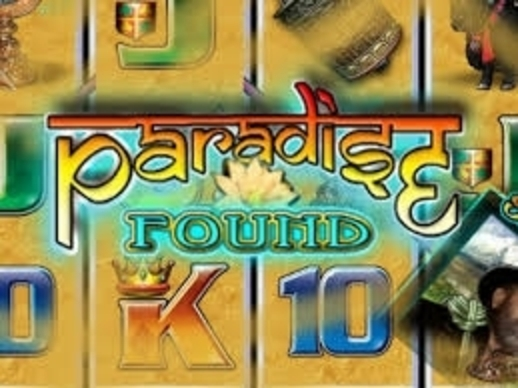 The Paradise Found Online Slot Demo Game by Microgaming