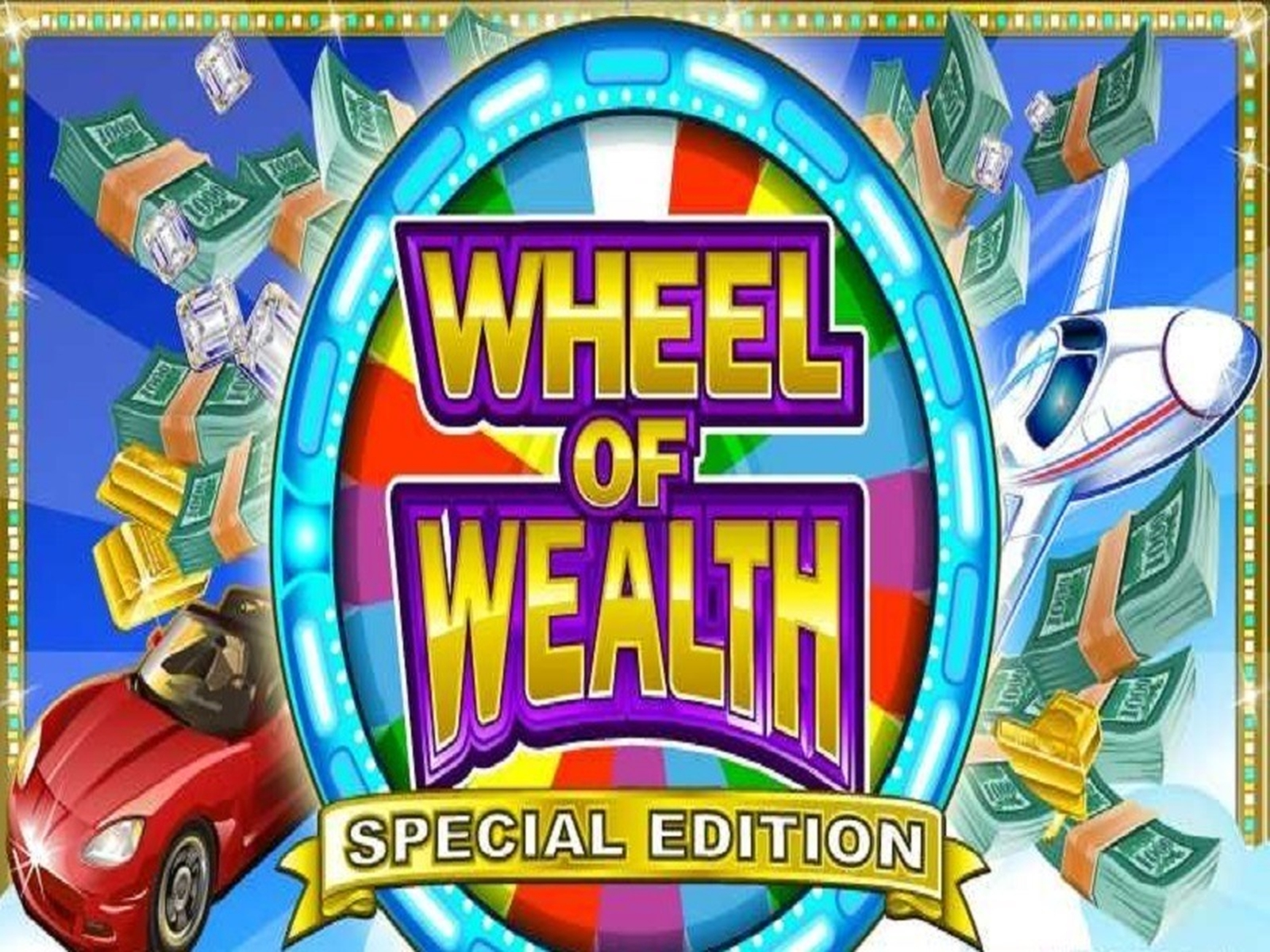 Reels in Wheel of Wealth Special Edition Slot Game by Microgaming