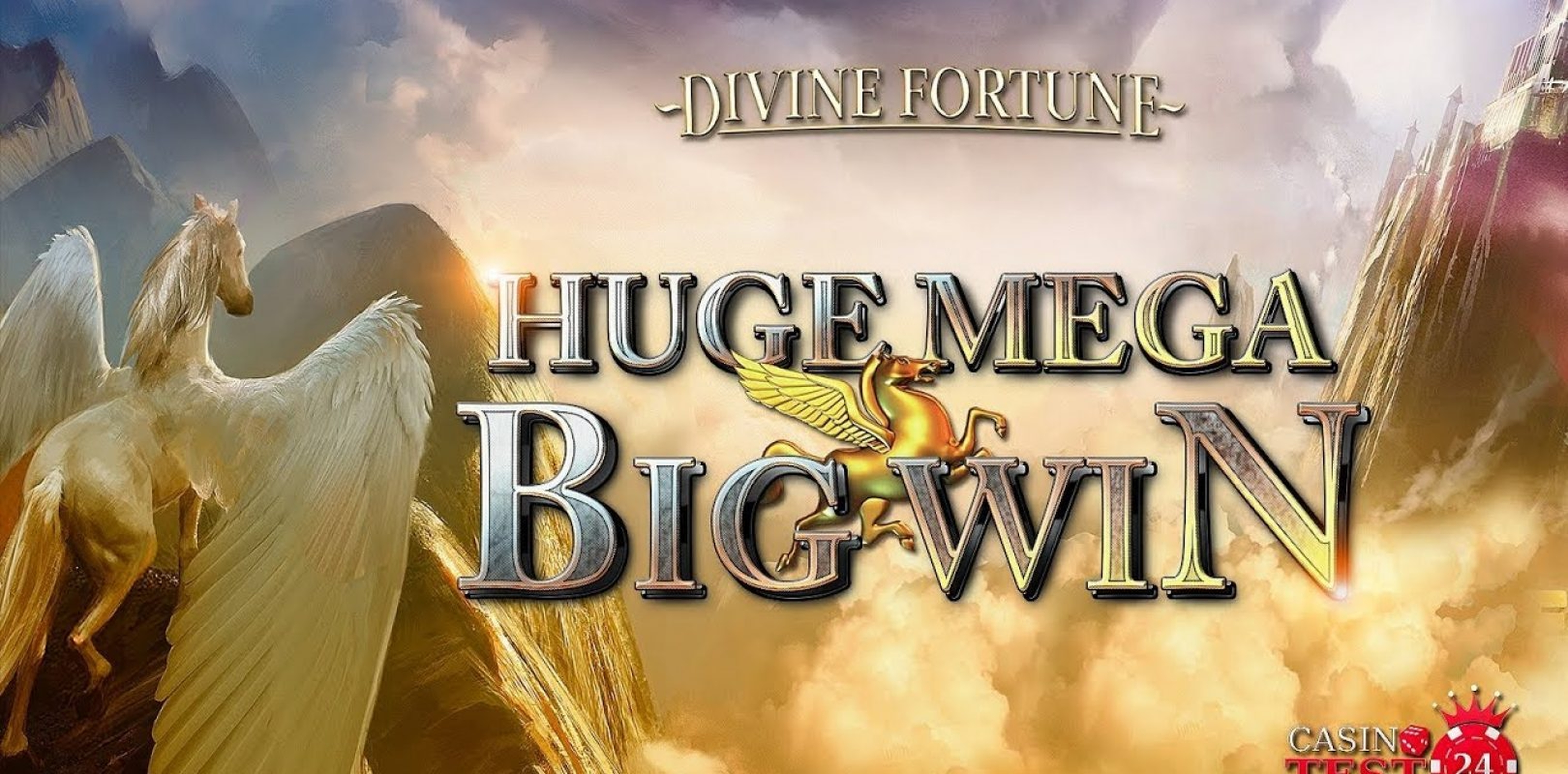 The Divine Fortune Online Slot Demo Game by NetEnt