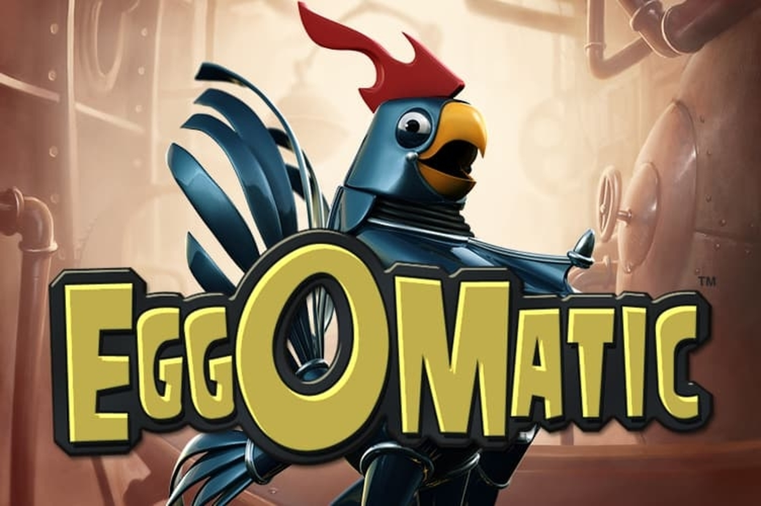 The Eggomatic Online Slot Demo Game by NetEnt
