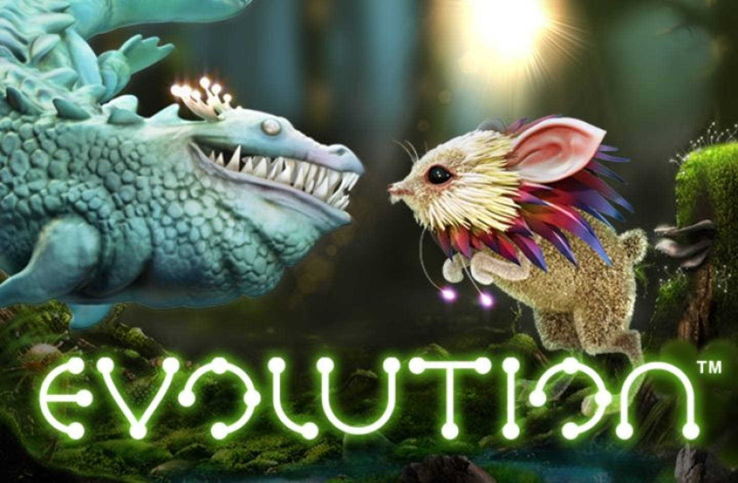 The Evolution Online Slot Demo Game by NetEnt