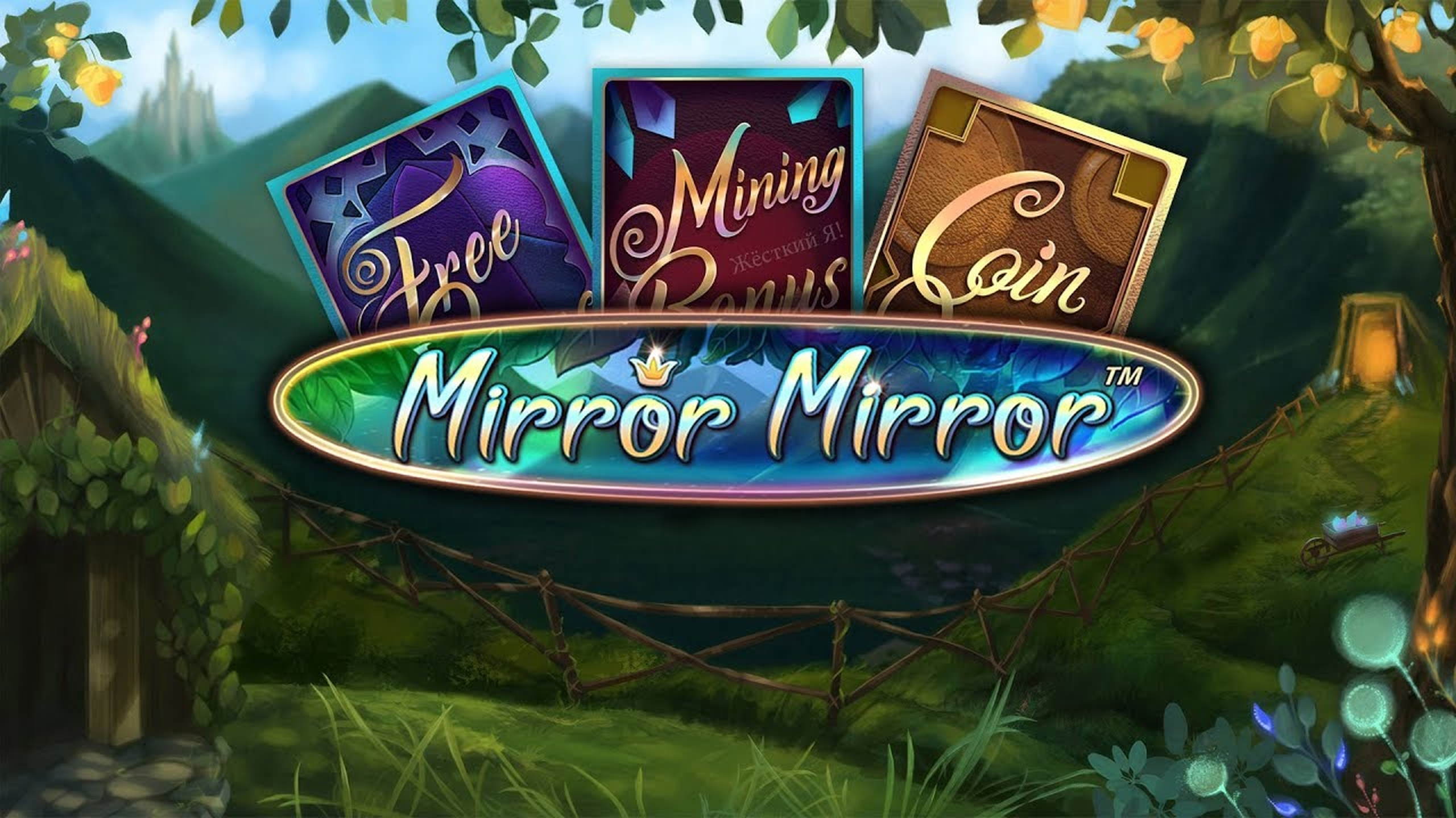 The Fairytale Legends: Mirror Mirror (NetEnt) Online Slot Demo Game by NetEnt