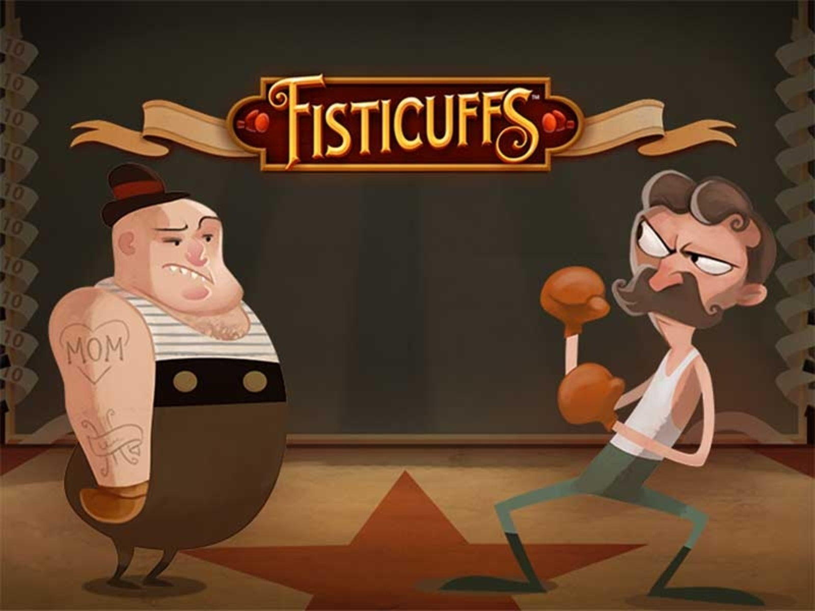 The Fisticuffs Online Slot Demo Game by NetEnt