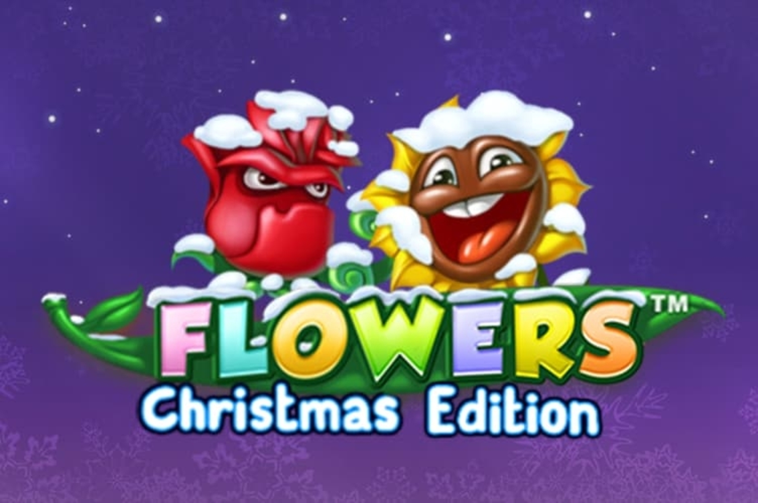 The Flowers Christmas Edition Online Slot Demo Game by NetEnt