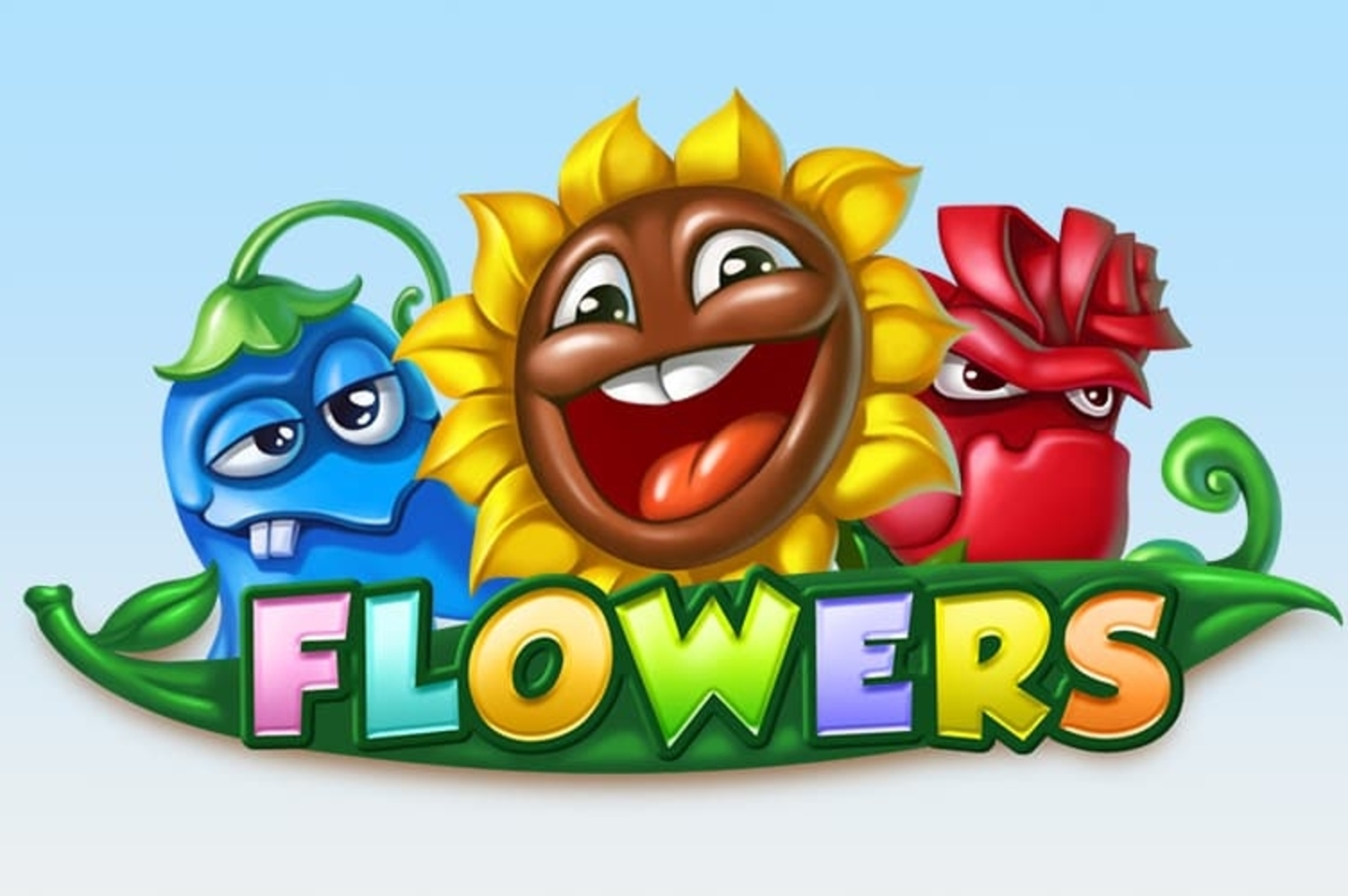The Flowers Online Slot Demo Game by NetEnt