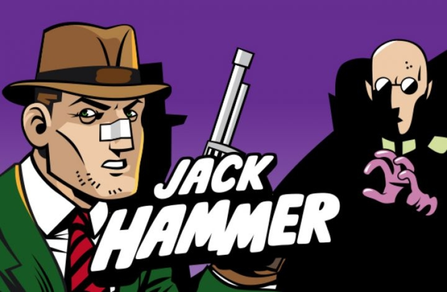 The Jack Hammer Online Slot Demo Game by NetEnt