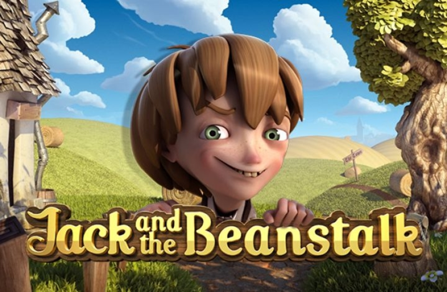 The Jack and the Beanstalk Online Slot Demo Game by NetEnt