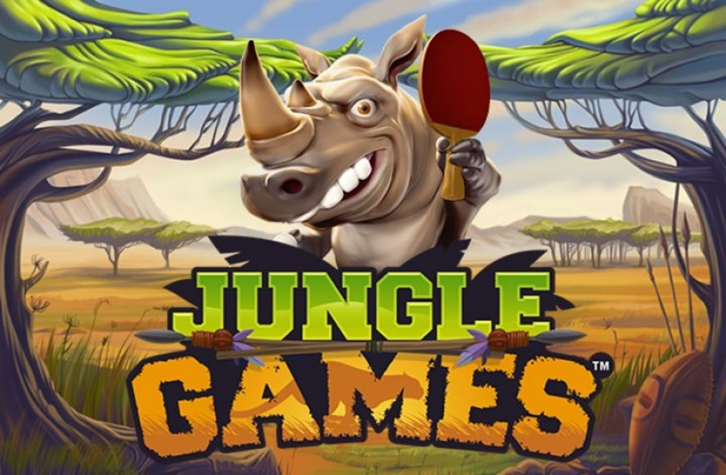 The Jungle Games Online Slot Demo Game by NetEnt