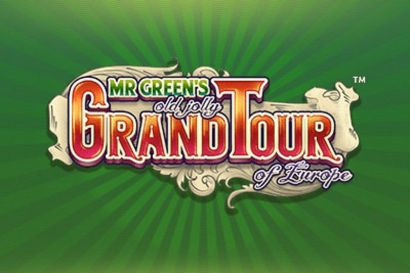 The Mr. Green's Old Jolly Grand Tour Online Slot Demo Game by NetEnt