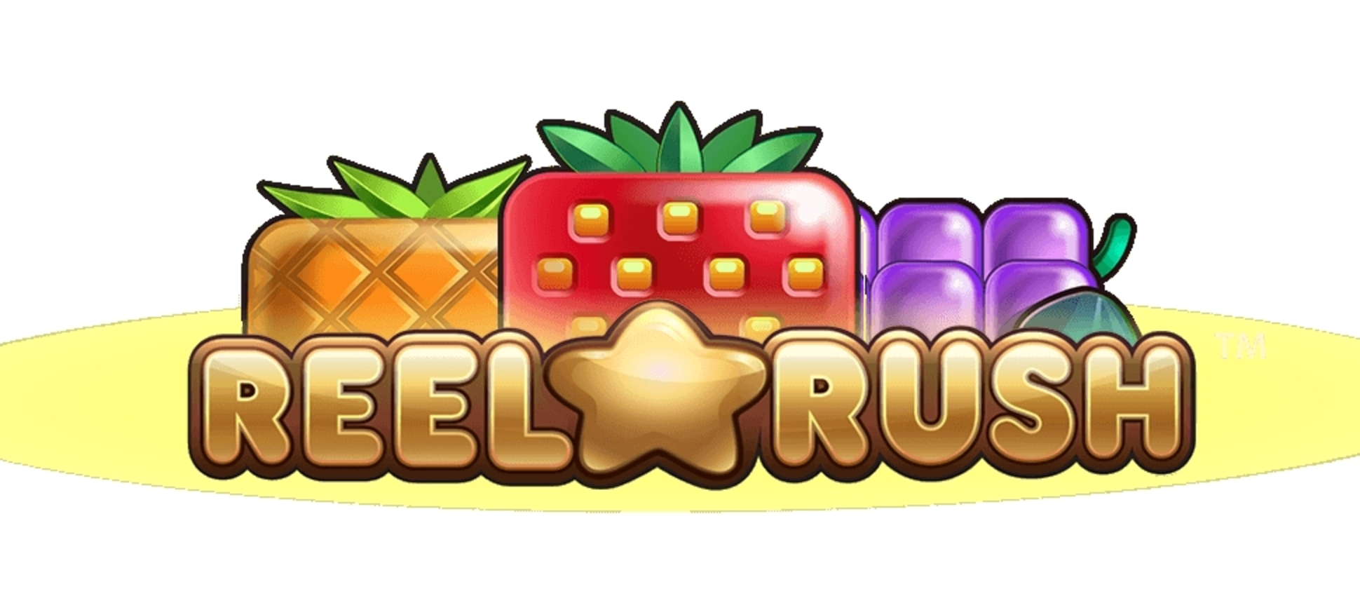 Reels in Reel Rush Slot Game by NetEnt