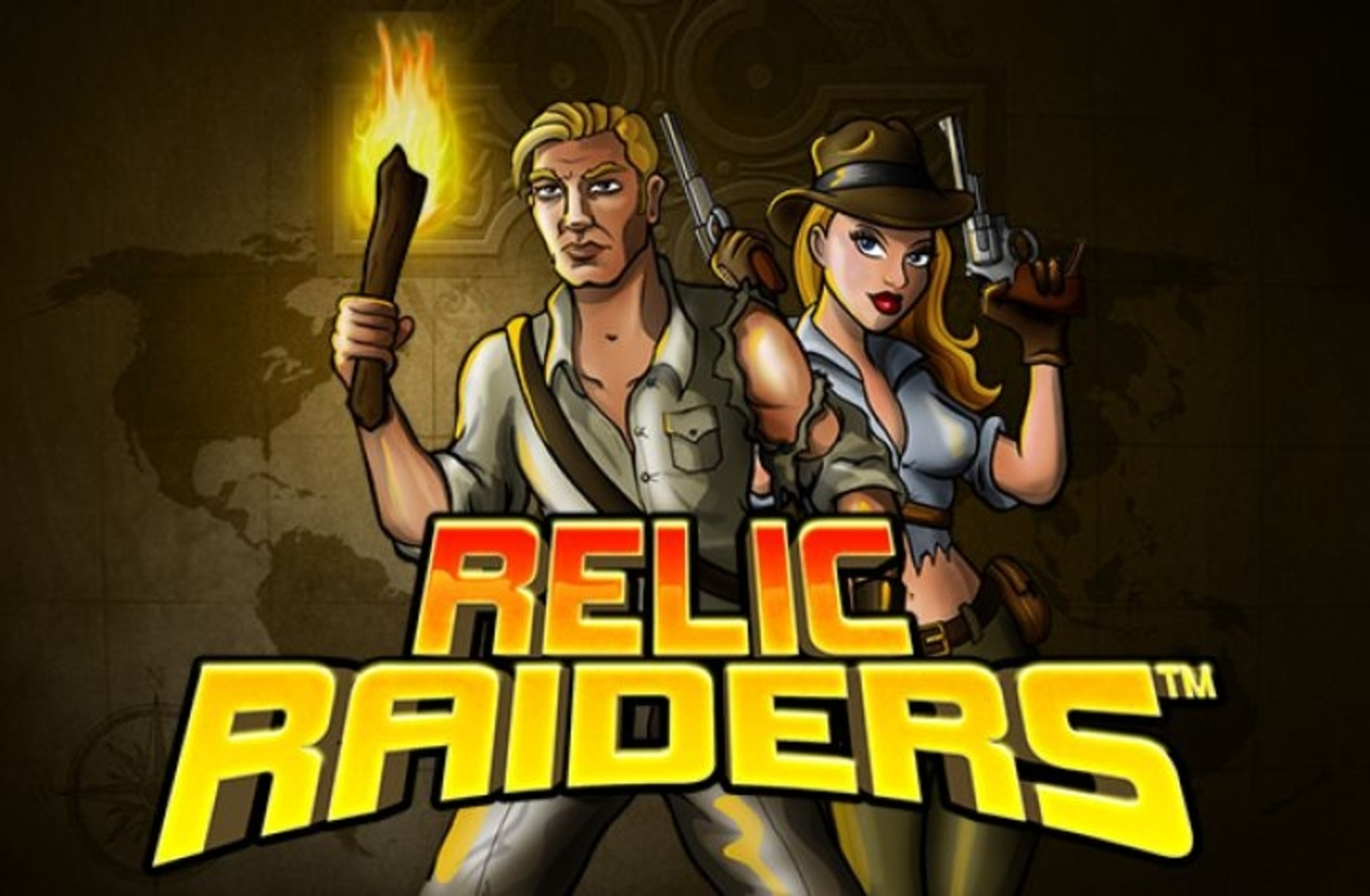 The Relic Raiders Online Slot Demo Game by NetEnt