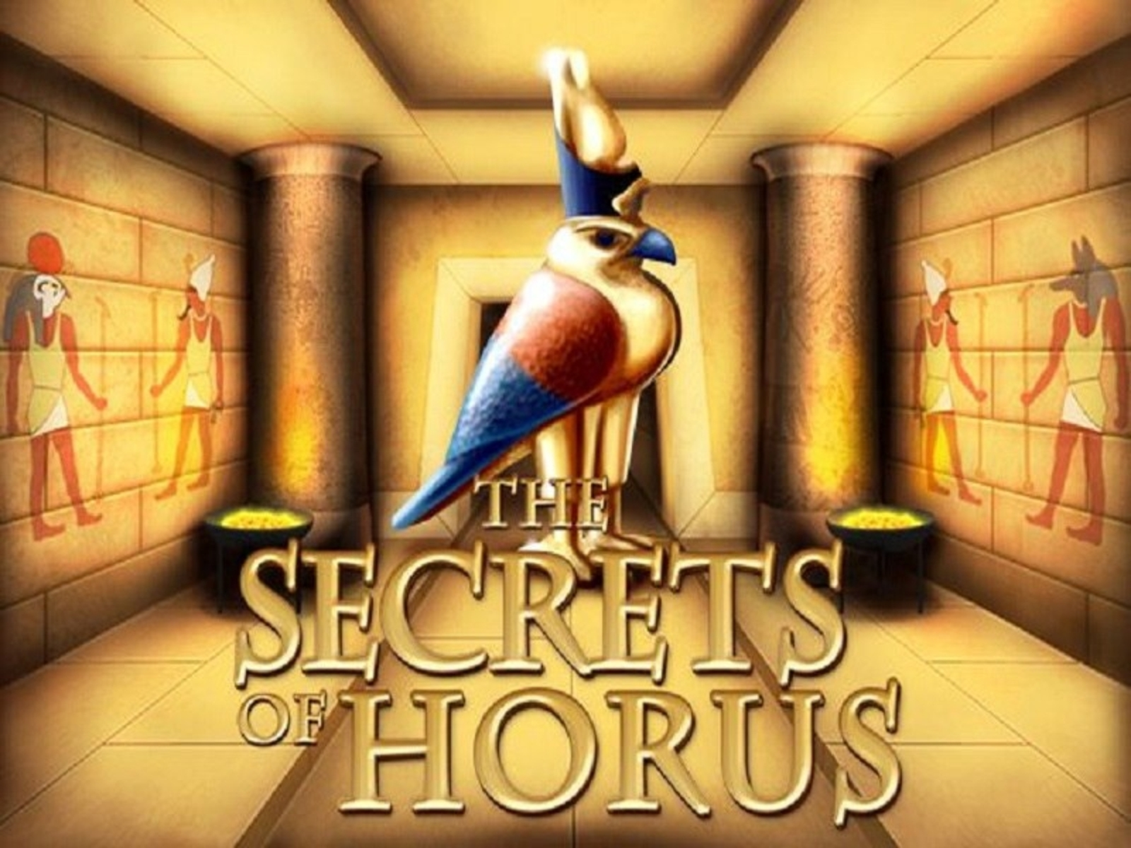 The Secrets of Horus Online Slot Demo Game by NetEnt