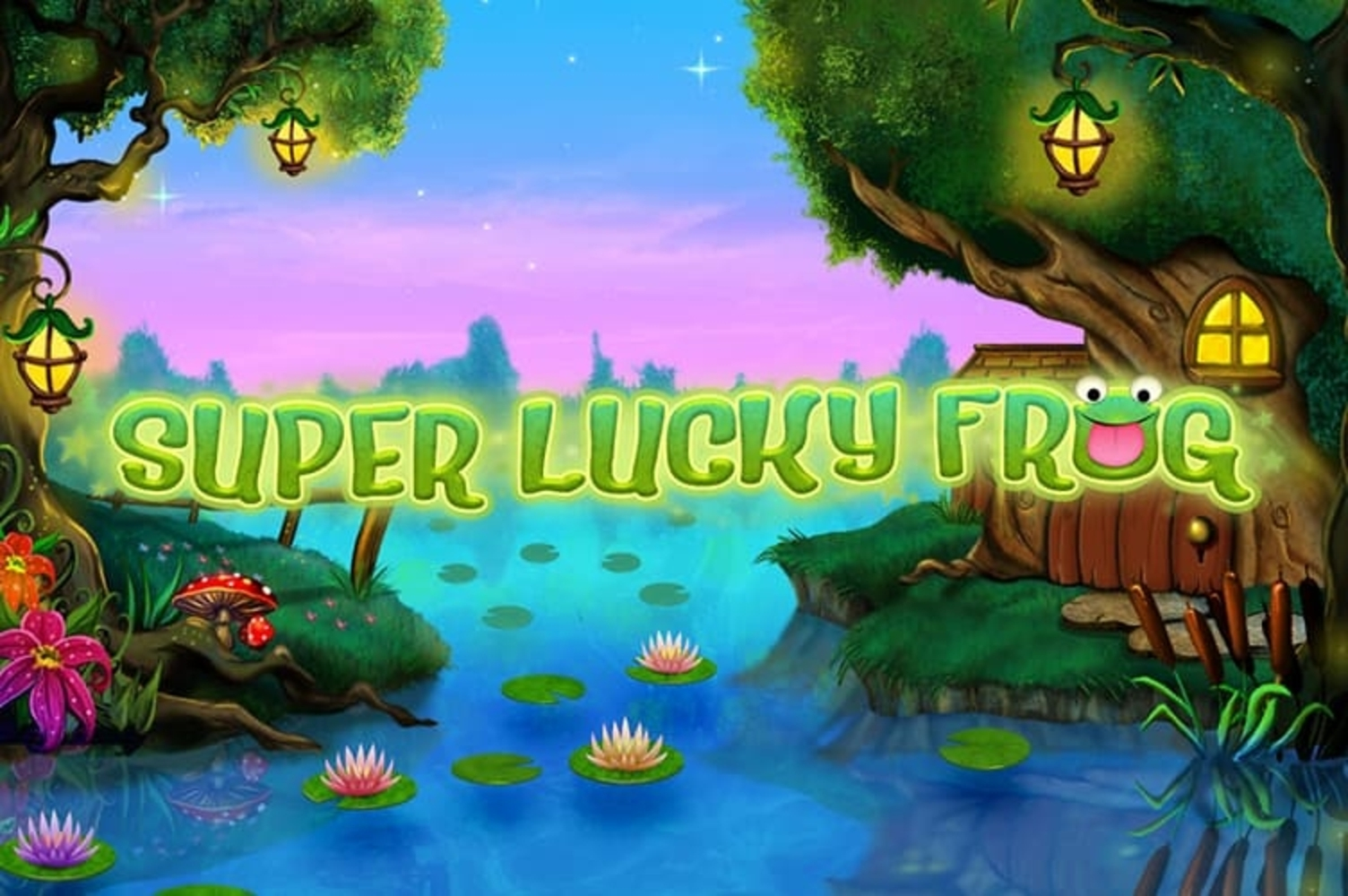 The Super Lucky Frog (NetEnt) Online Slot Demo Game by NetEnt