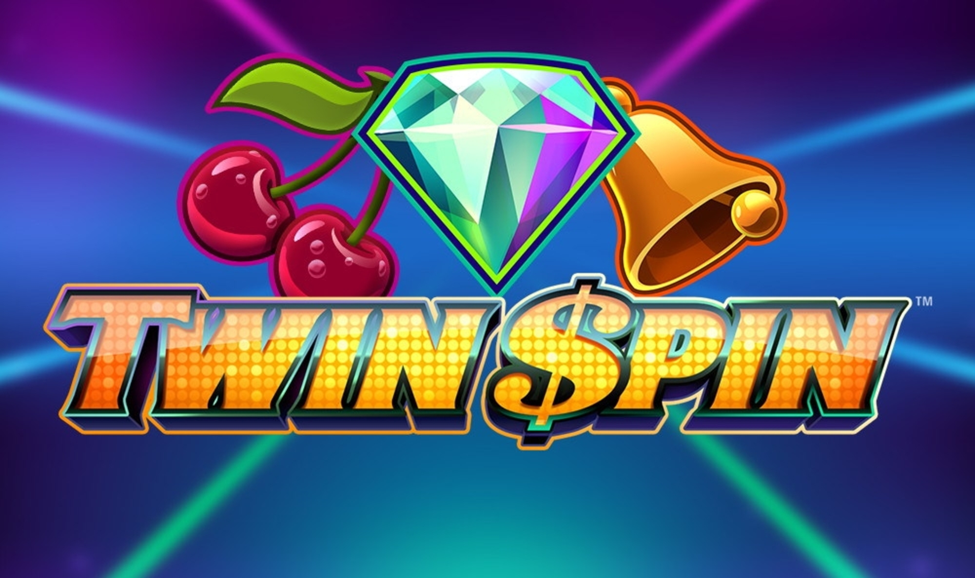 Win Money in Twin Spin Free Slot Game by NetEnt