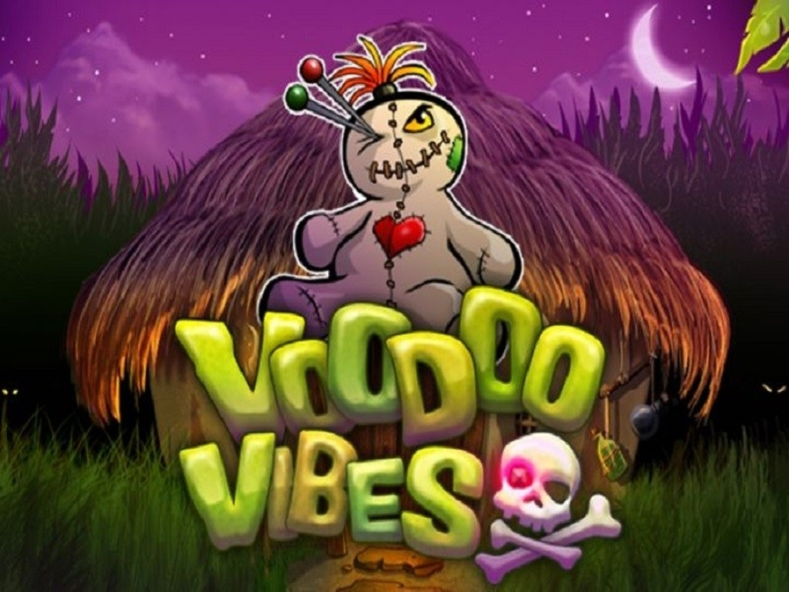 The Voodoo Vibes Online Slot Demo Game by NetEnt