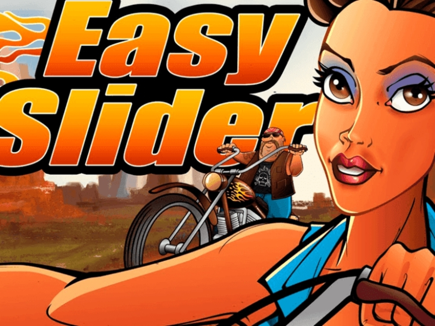 The Easy Slider Online Slot Demo Game by NextGen