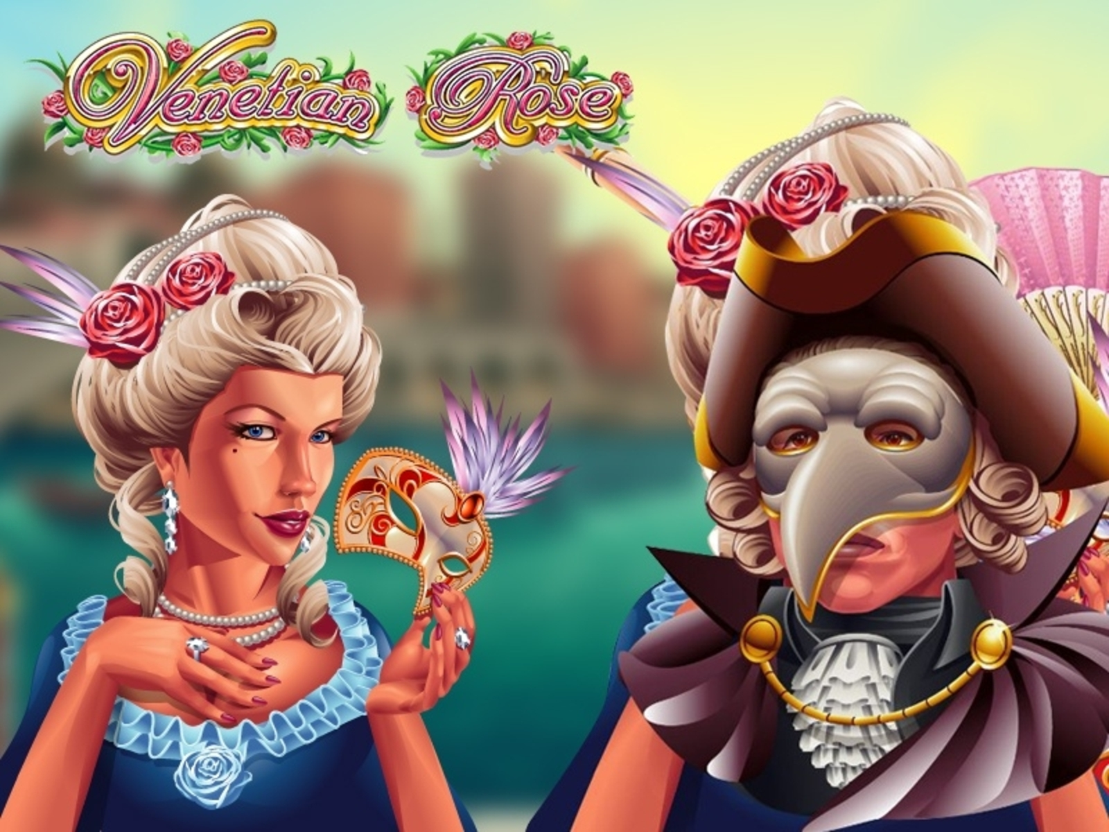 The Venetian Rose Online Slot Demo Game by NextGen