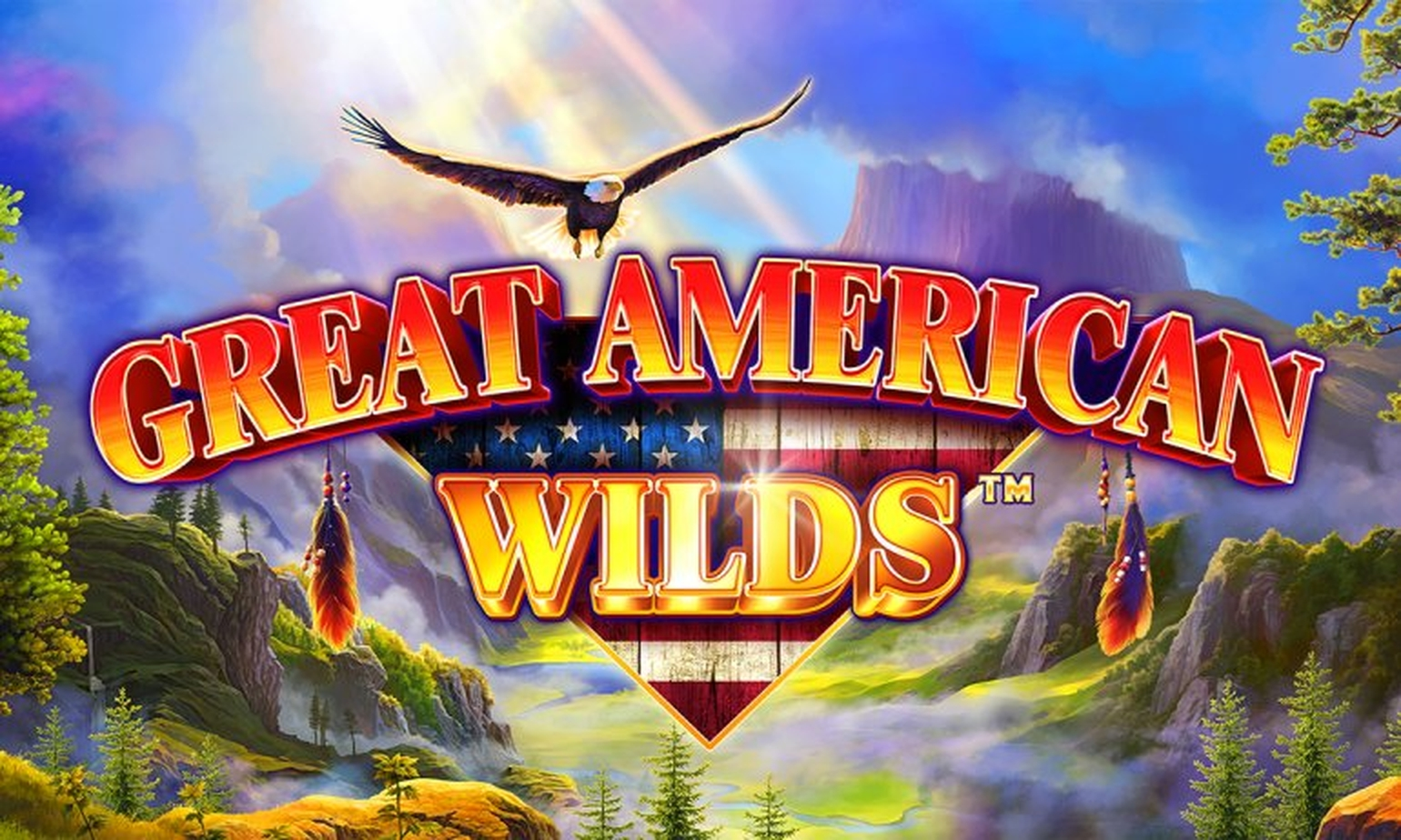 The All American Deluxe Online Slot Demo Game by Novomatic