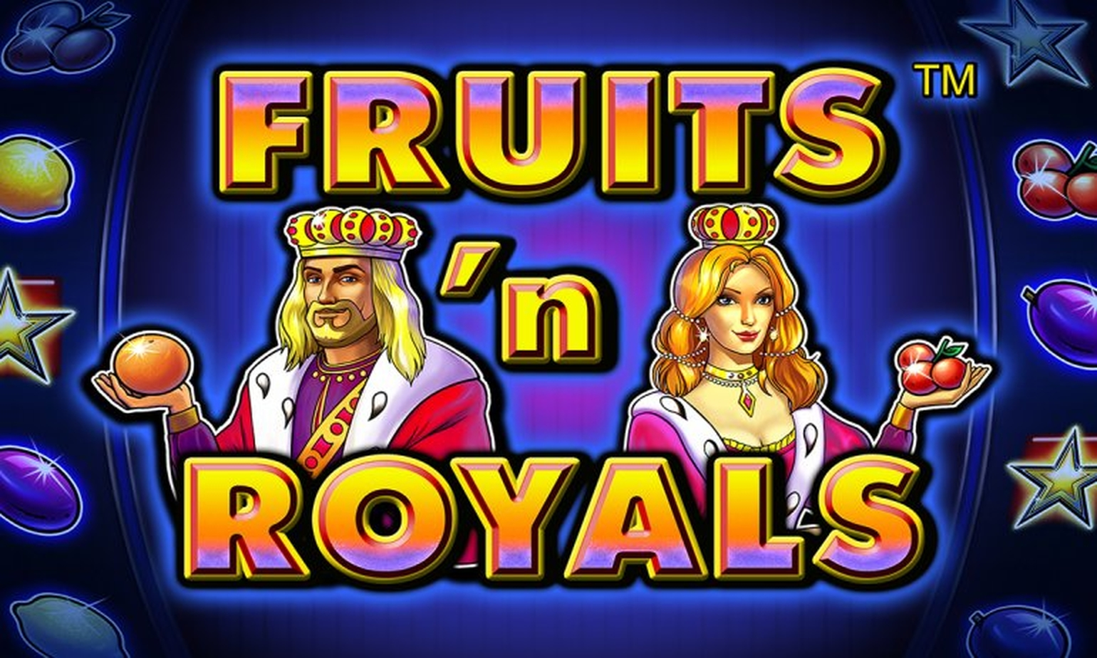 The Fruits'n Royals Deluxe Online Slot Demo Game by Novomatic