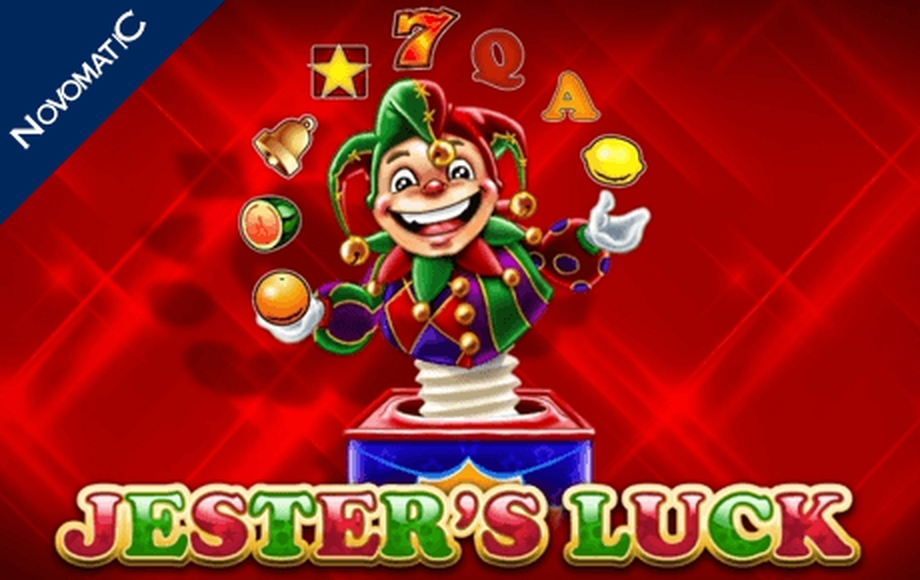 The Jesters Luck Online Slot Demo Game by Novomatic