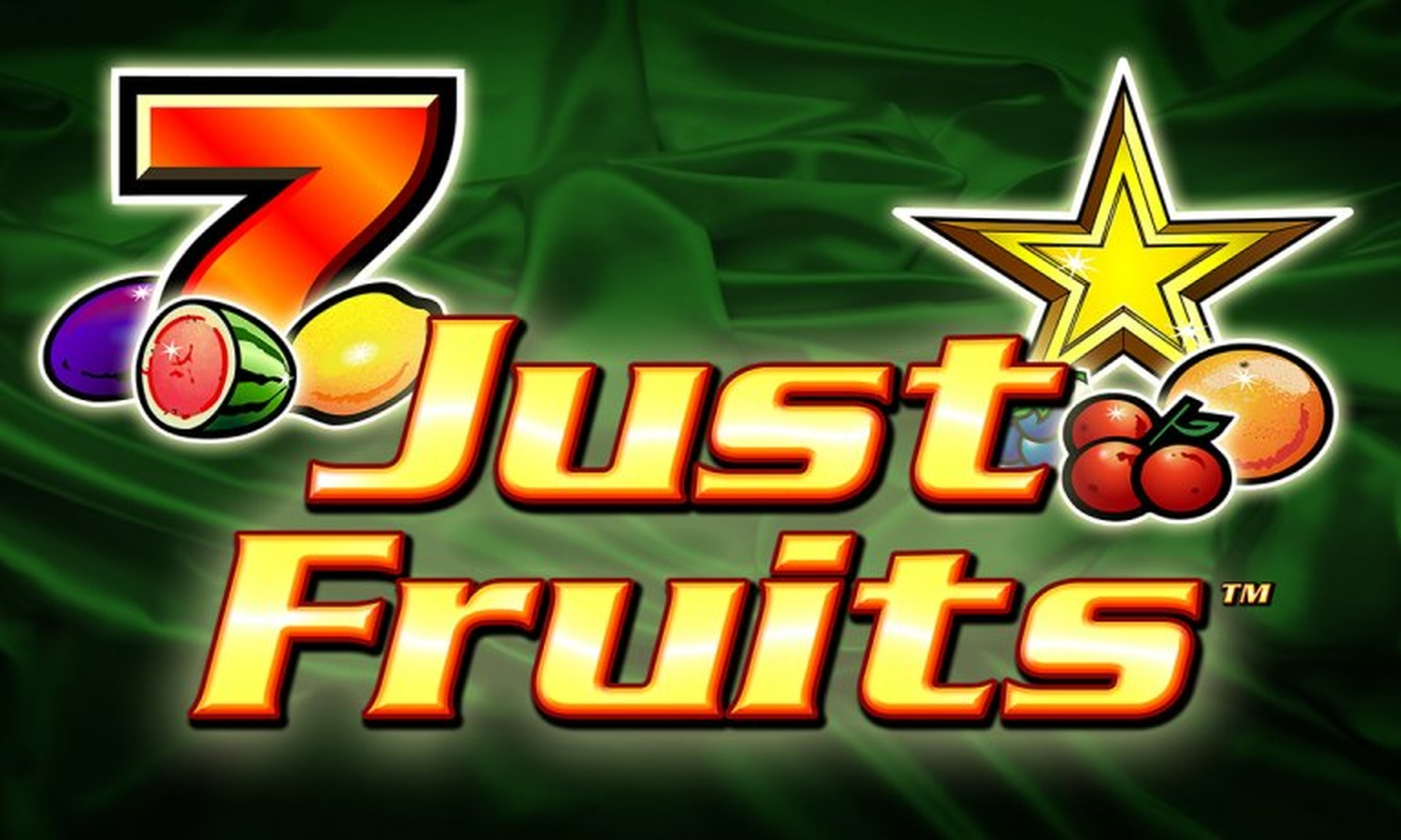 The Just Fruits Deluxe Online Slot Demo Game by Novomatic