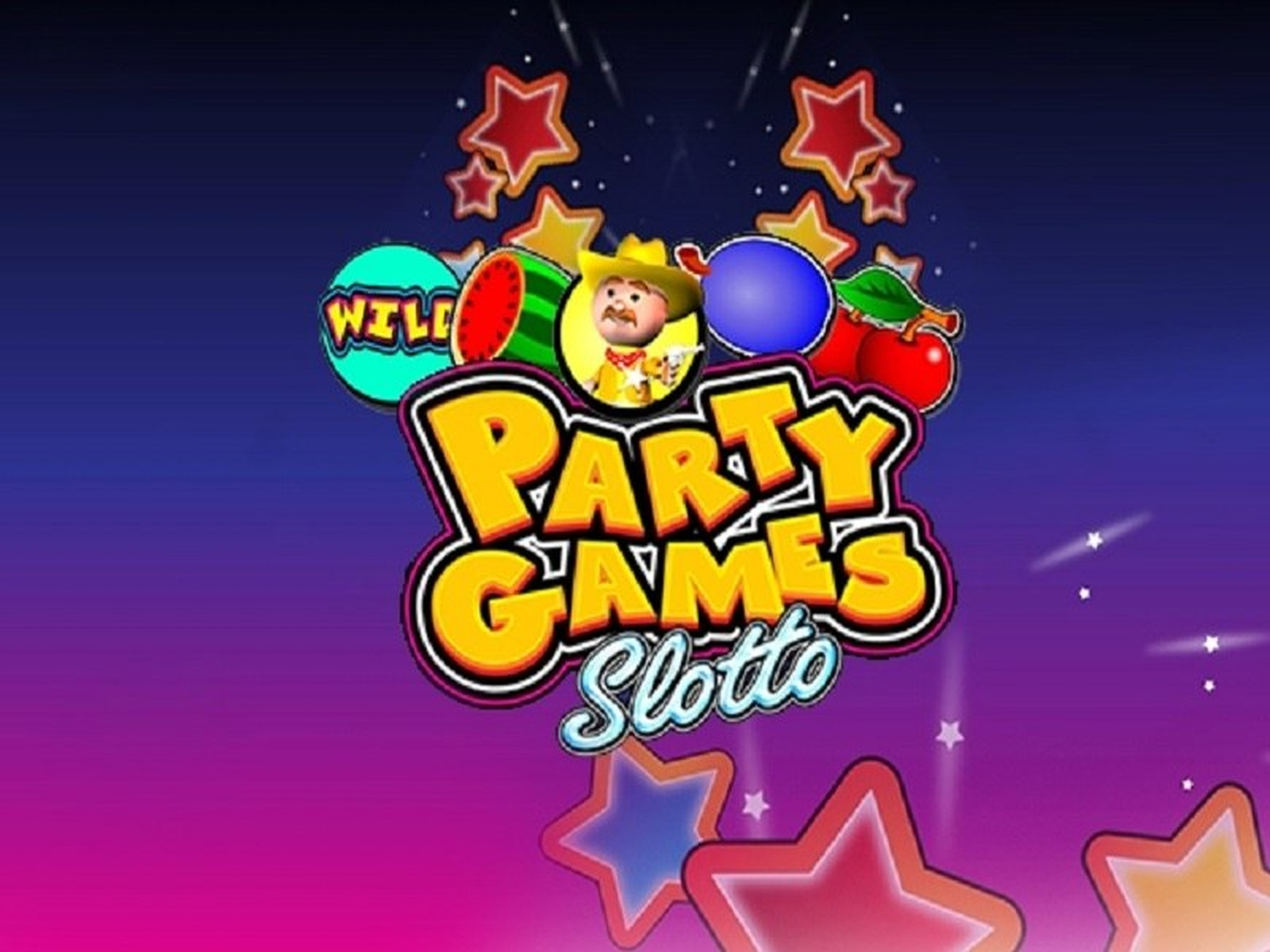 The Party On!	 Online Slot Demo Game by Novomatic