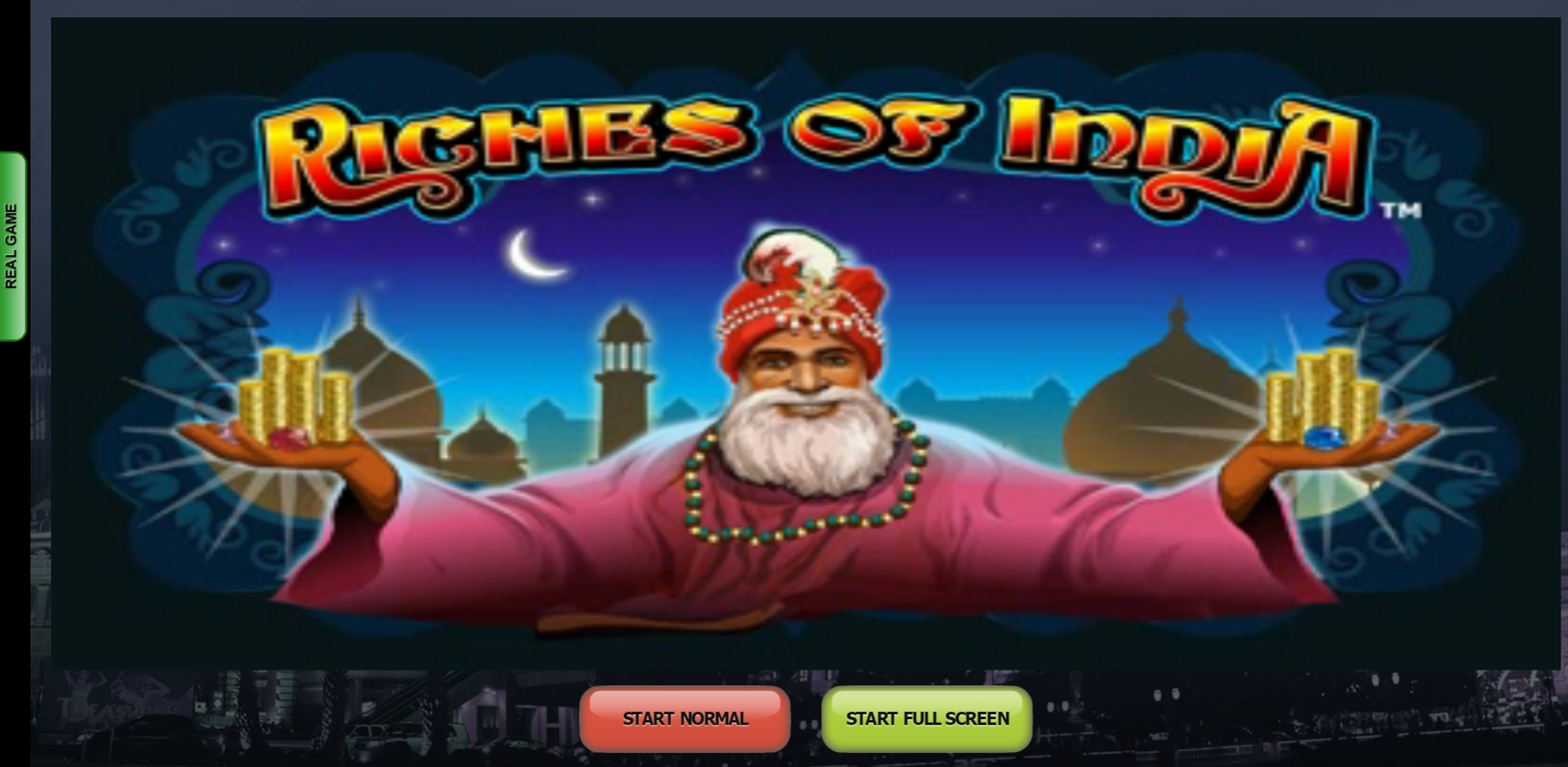 Play Riches of India Free Casino Slot Game by Novomatic