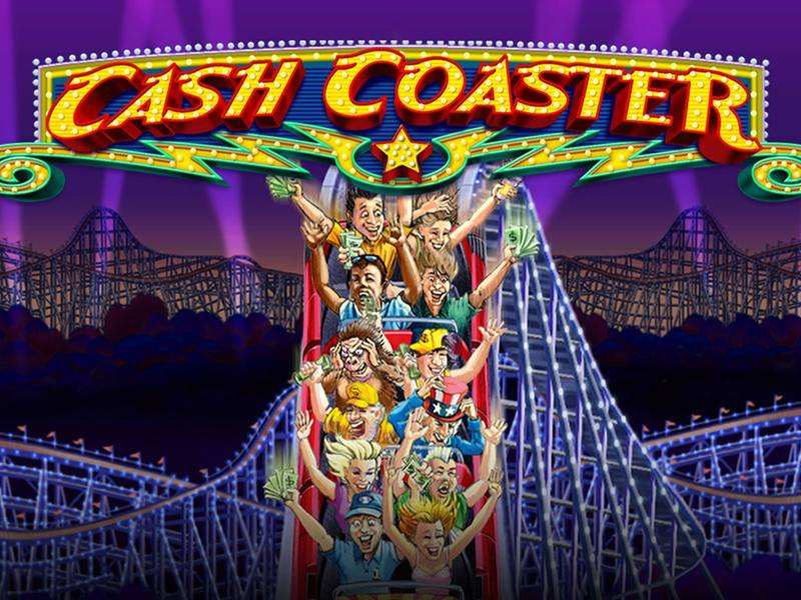 The Roller Coaster Online Slot Demo Game by Novomatic