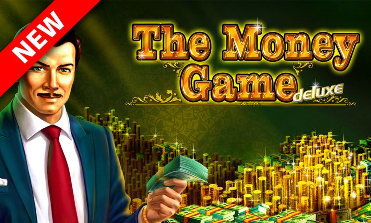 The The Money Game Deluxe Online Slot Demo Game by Novomatic