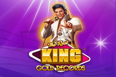 The The Real King Gold Records Online Slot Demo Game by Novomatic
