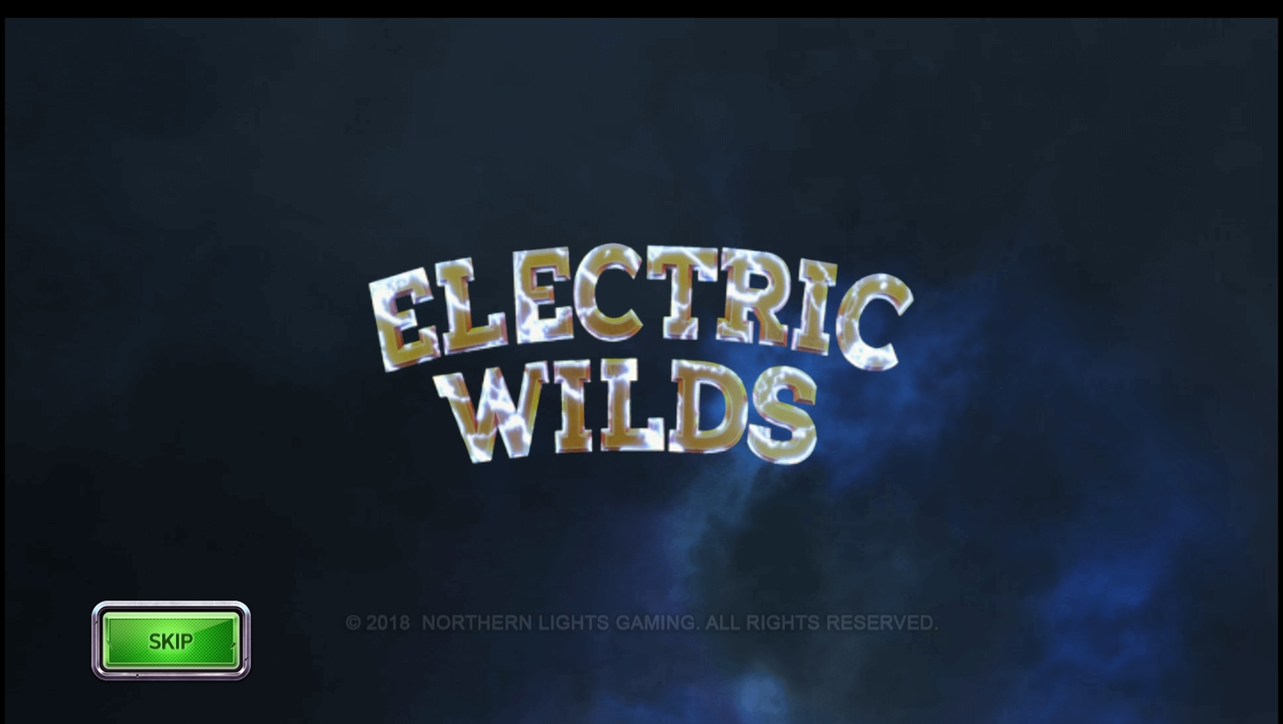 Play Electric Wilds Free Casino Slot Game by Northern Lights Gaming