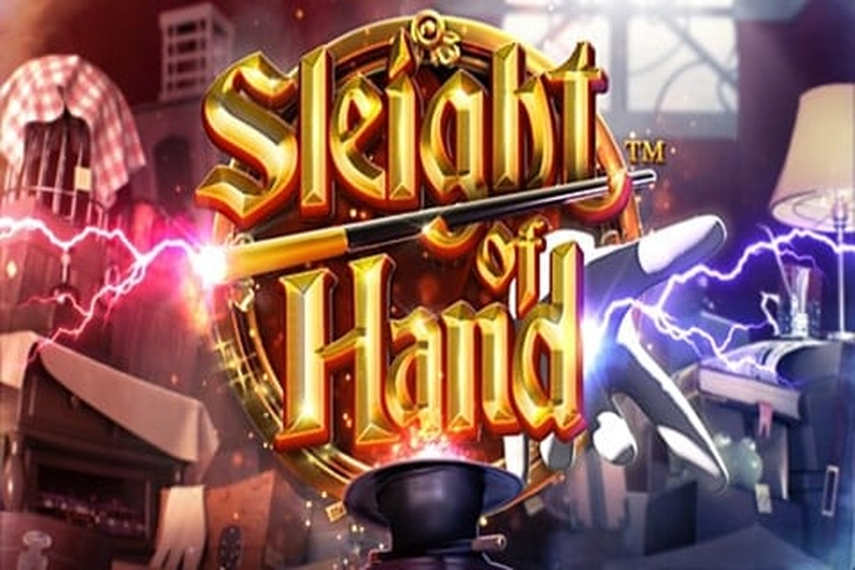 The Sleight of Hand Online Slot Demo Game by Nucleus Gaming