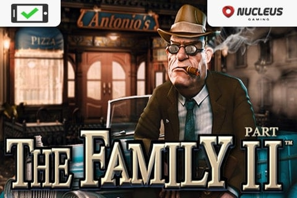 The The Family Online Slot Demo Game by Nucleus Gaming