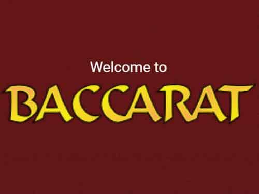 The Baccarat (OneTouch) Online Slot Demo Game by OneTouch Games
