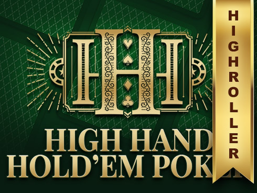 The High Hand Holdem Poker(OneTouch) Online Slot Demo Game by OneTouch Games
