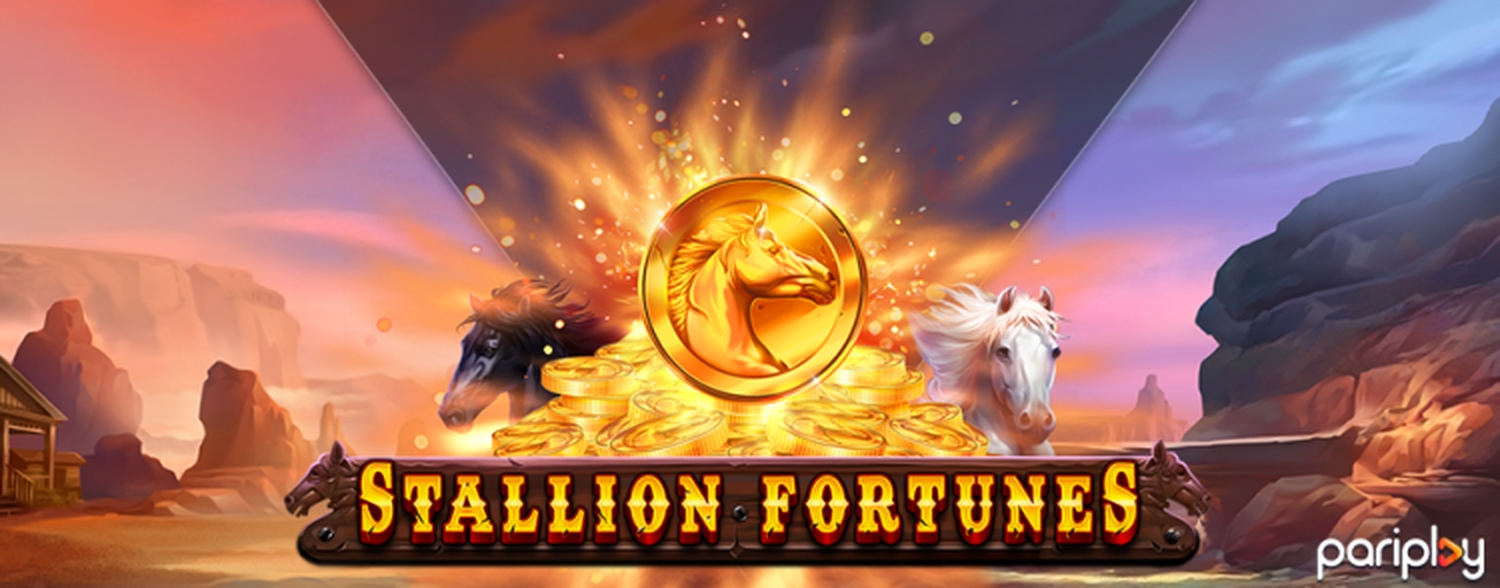 The Stallion Fortunes Online Slot Demo Game by PariPlay