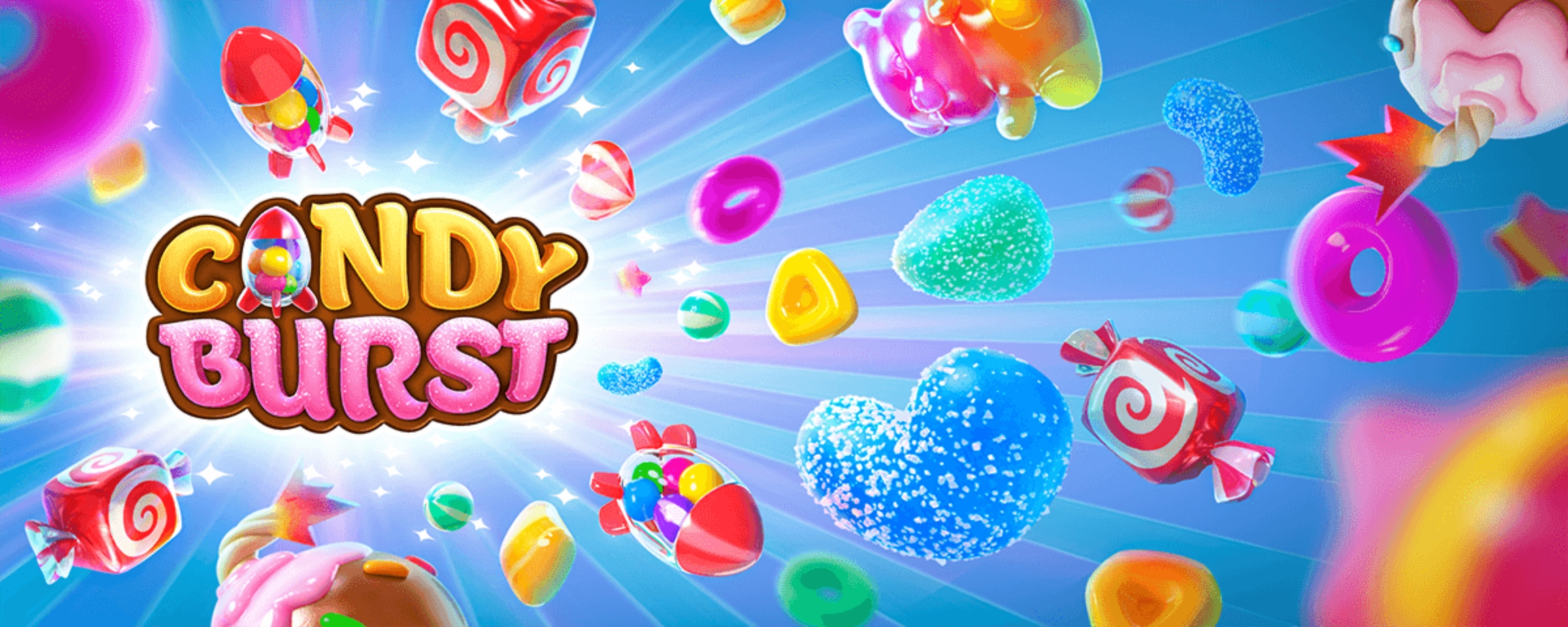 The Candy Burst (PG Soft) Online Slot Demo Game by PG Soft