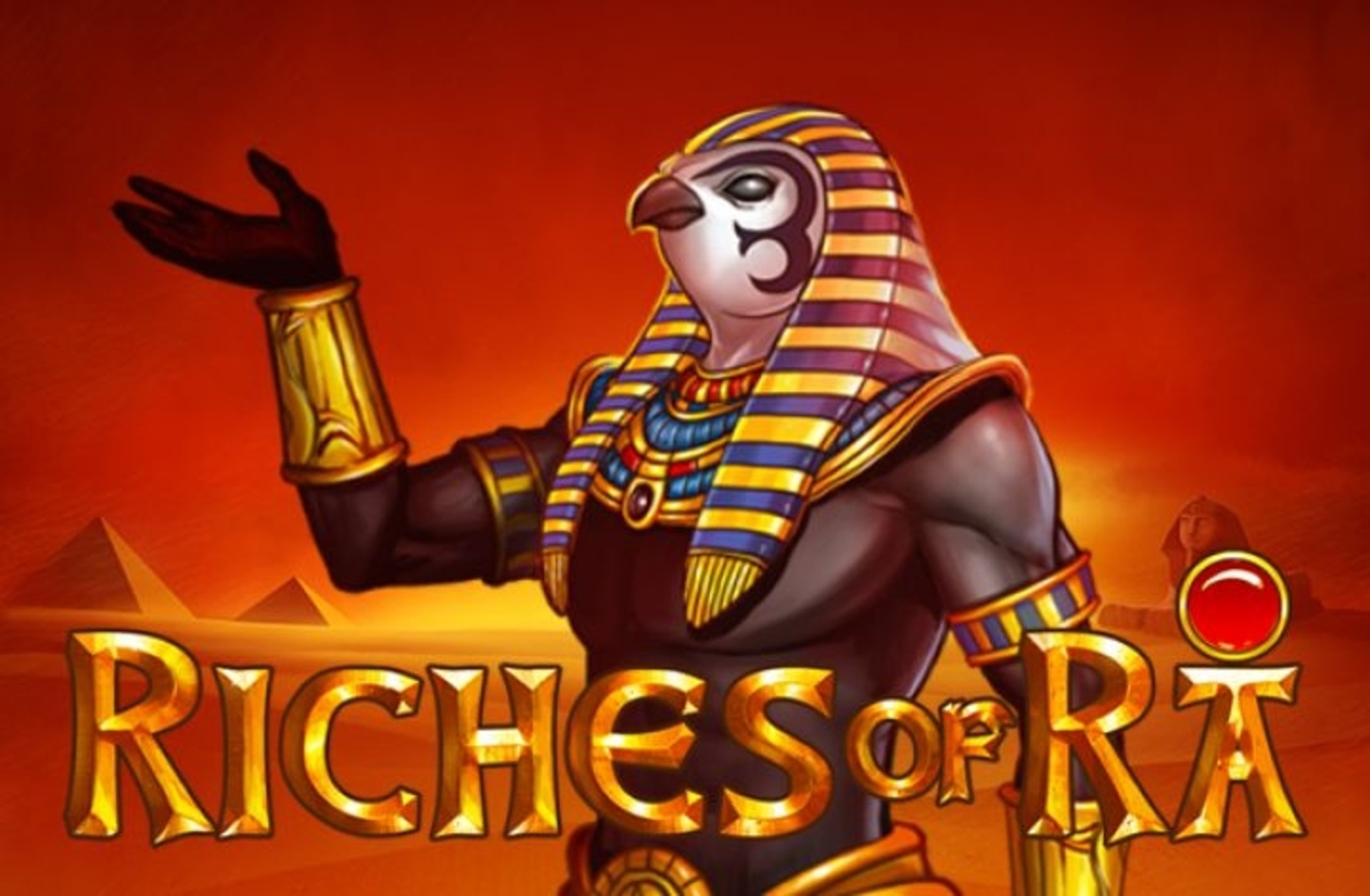 The Riches of Ra Slot Online Slot Demo Game by Playn GO