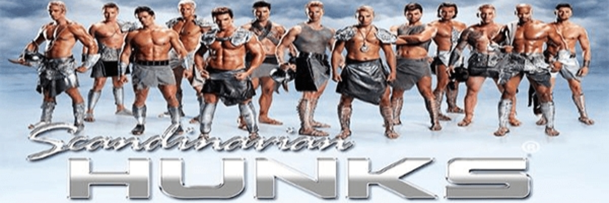 The Scandinavian Hunks Online Slot Demo Game by Playn GO