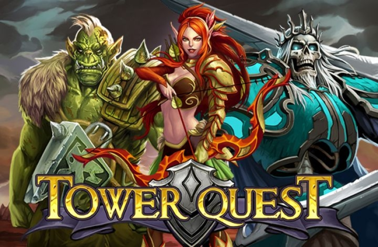 The Tower Quest Online Slot Demo Game by Playn GO