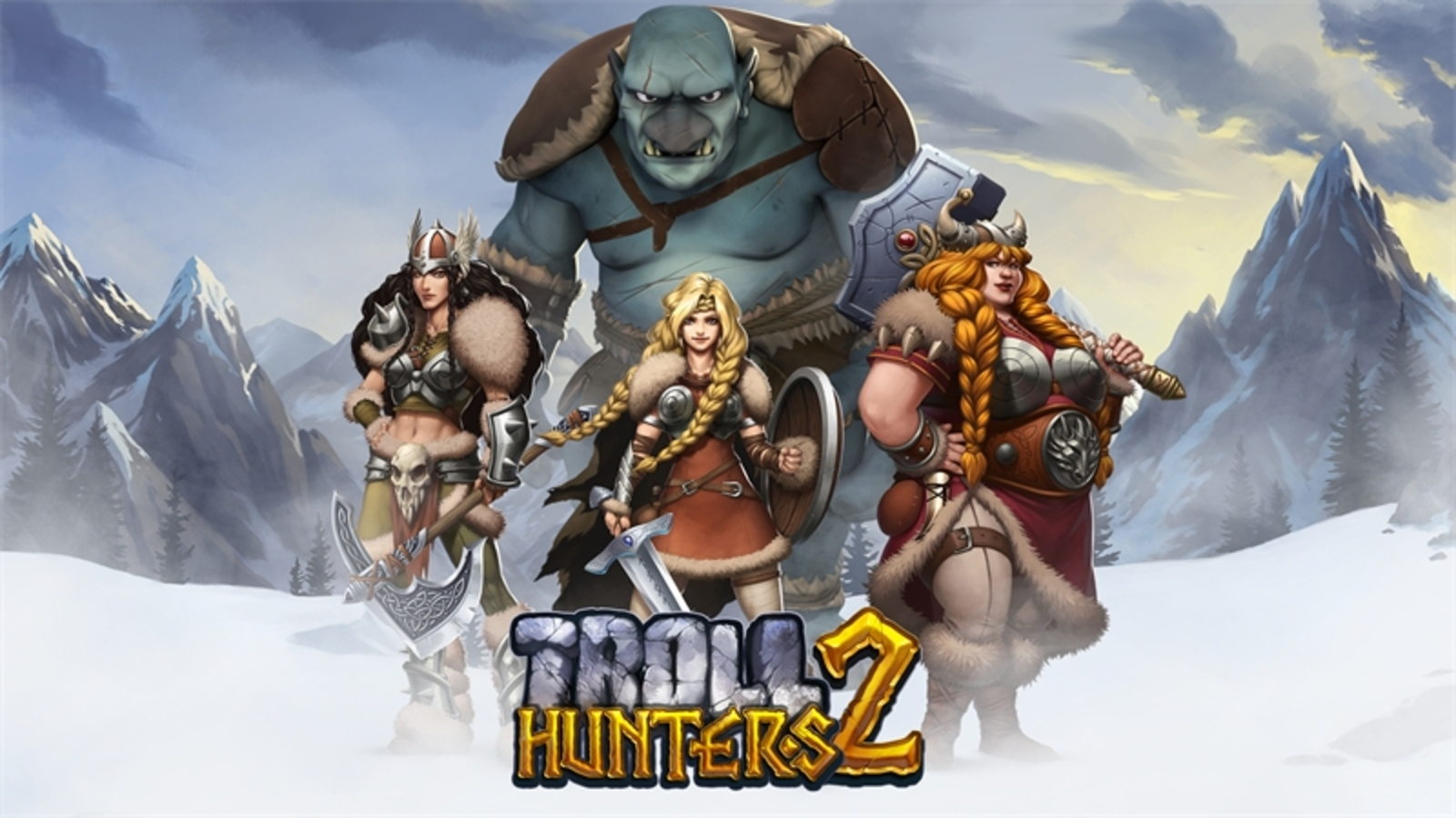 The Troll Hunters Online Slot Demo Game by Playn GO
