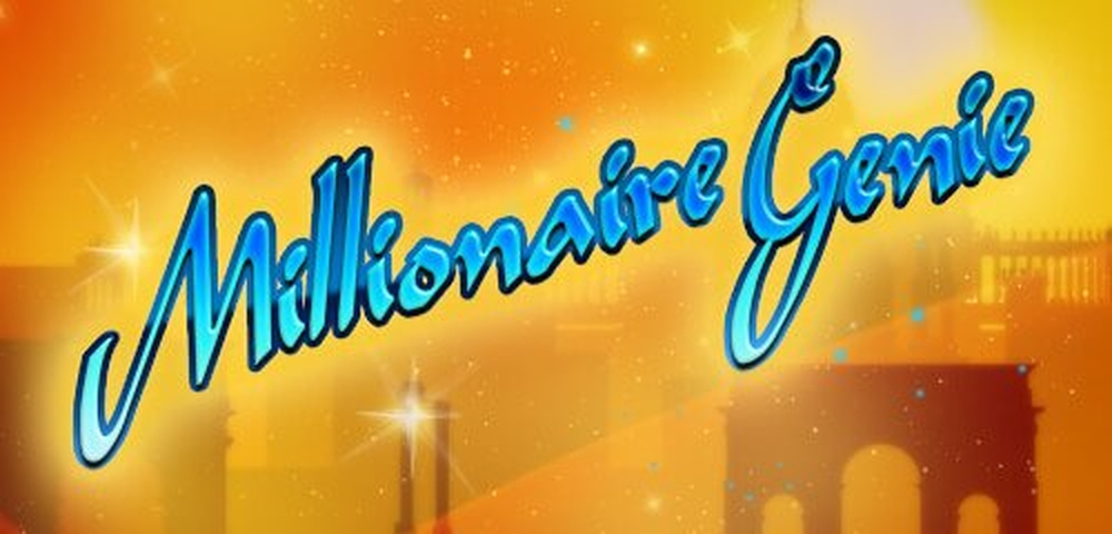The Millionaire Genie Online Slot Demo Game by GVG
