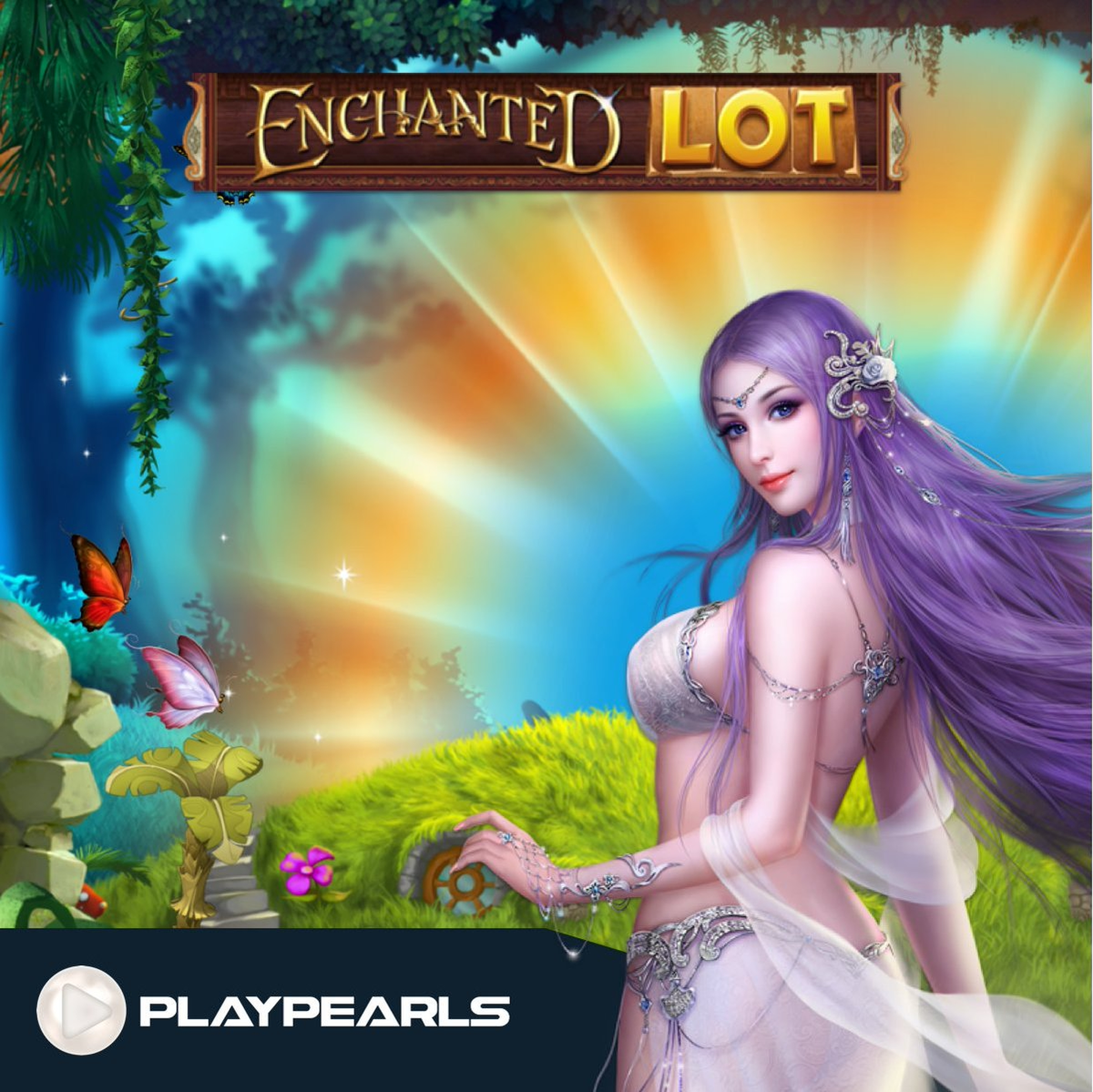 The Enchanted Lot Online Slot Demo Game by PlayPearls