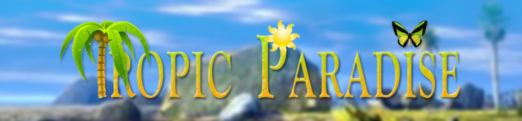 The Tropic Paradise Online Slot Demo Game by PlayPearls