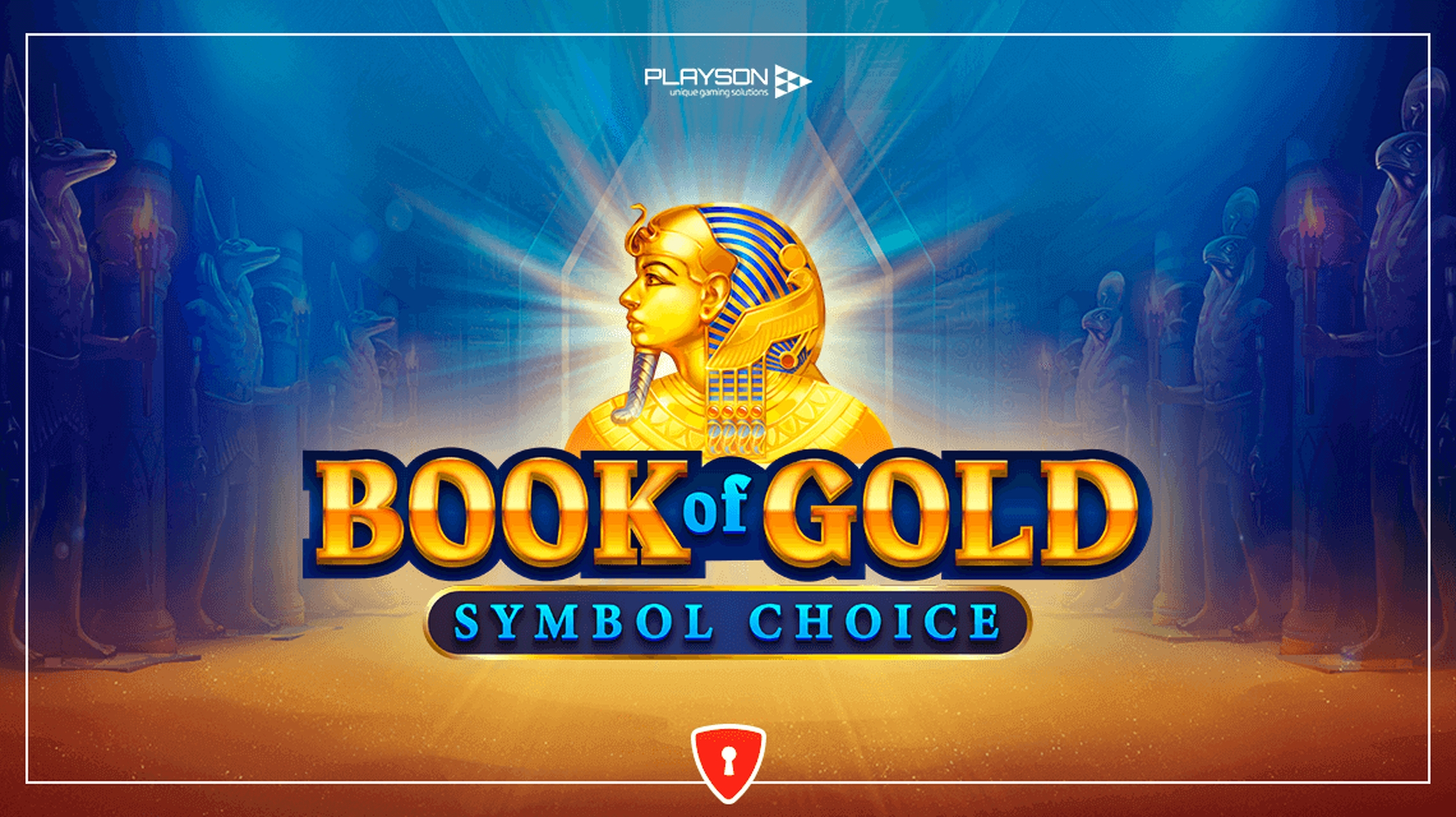 The Book of Gold: Symbol Choice Online Slot Demo Game by Playson